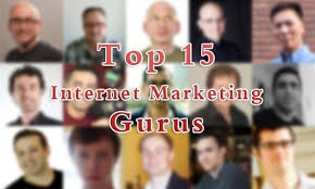 Top 15 Internet Marketing Gurus Changing People's Lives
