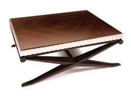 lawrence coffee table art deco style furniture occasional coffee