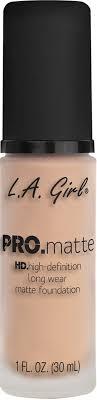<b>L.A. Girl</b> Pro.<b>Matte</b> Foundation | Ulta Beauty
