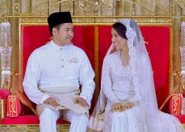 Image result for Najib's daughters wedding