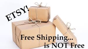 Petition · ETSY! <b>Free Shipping</b> ISN'T FREE. Stop this campaign ...