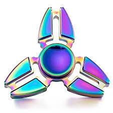<b>Спиннер Hand Spinner</b> Atomic - купить цветной спиннер Радуга в ...