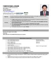 Resume Sample in Word Document  MBA Marketing  amp  Sales  Fresher     happytom co Resume Construction Project Engineer Resume Advancers Co Civil Engineer Cv Sample Doc Civil Engineer Fresher Resume