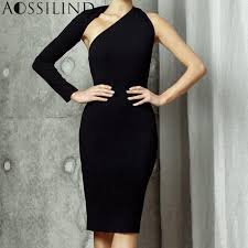 SUPER DISCOUNT <b>AOSSILIND</b> Sexy One Shoulder Backless ...