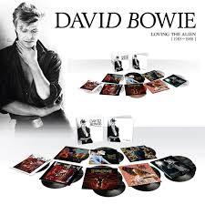 <b>David Bowie Loving</b> The Alien (1983 – 1988) due October — David ...