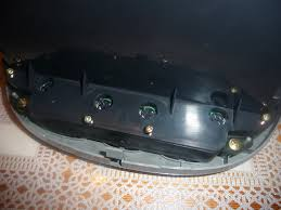 <b>Лампы</b> подсветки <b>блока управления</b> климатом в Chevrolet Lacetti ...