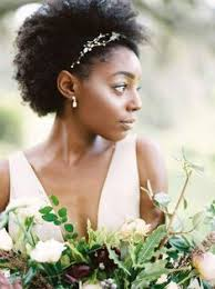 Wedding Hairstyles for Black <b>Women</b> -Soft and <b>Chic</b> | Best Wedding ...