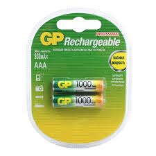 Аккумулятор <b>GP Batteries</b> 100AAAHC-2CR2 купить по цене руб. в ...