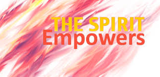 Image result for verse holy spirit speaks