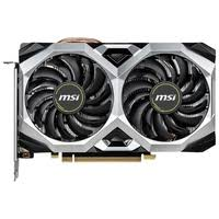 <b>Видеокарта MSI GeForce</b> RTX 2060 1710MHz PCI-E 3.0 6144MB ...