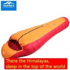<b>Fill 1500G ultralight</b> goose down <b>sleeping</b> bag camping outdoor ...