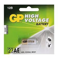 <b>Батарейка GP Ultra</b> 23AE-F1 1шт Китай - купить c доставкой на ...