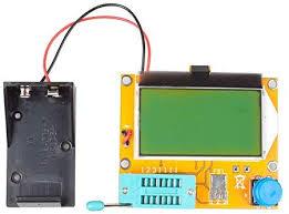 Transistor Tester <b>ESR Meter Mega328 Digital</b> V2.68 ESR-T4 Diode ...