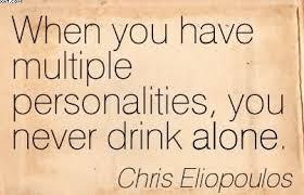Multiple Personalities Quotes QUOTEZON via Relatably.com