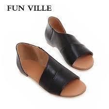 FUN VILLE <b>Autumn New</b> Loafers <b>women Flats</b> shoes Cow Suede ...
