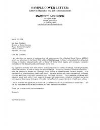 gallery of cover letter job sample example of resume cover letter for job