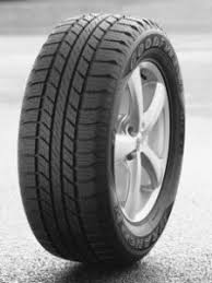 <b>Goodyear Wrangler HP</b> AllWeather - Tyre Tests and Reviews ...