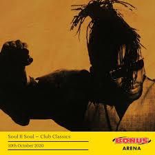 <b>Soul II</b> Soul - Club Classics - Bonus Arena Hull
