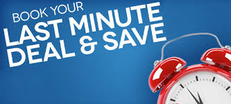 Image result for last minute deal