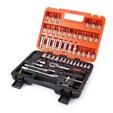 <b>53pcs</b>/Set <b>Automobile Motorcycle</b> Repair Tool Case Precision ...