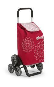 <b>Сумка</b>-<b>тележка Gimi Tris Floral</b>, красная купить в Москве, цена в ...