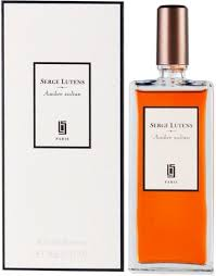 <b>Serge Lutens Ambre Sultan</b> EdP 100ml in duty-free at airport ...