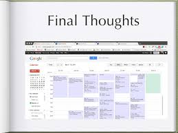 Planning the Dissertation Project Final Thoughts