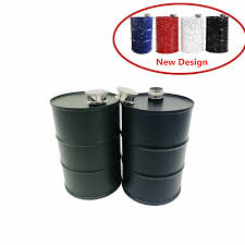 New Fashion Bpa free <b>500ML</b> Stainless steel 304 Hip Flask Drums ...