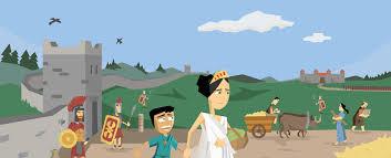 BBC Bitesize   How did the Romans change Britain  Let     s go