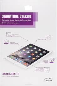 <b>Red Line защитное</b> стекло для iPad Pro — купить в интернет ...