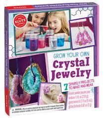 Набор для создания украшений из кристаллов Crystal Jewelry
