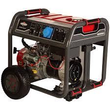 <b>Бензиновый генератор</b> Briggs&Stratton Elite 8500 EA 030722 ...
