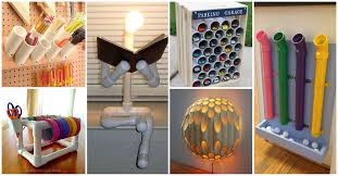 45+ <b>Creative</b> Uses Of <b>PVC Pipes</b> In Your Home And Garden