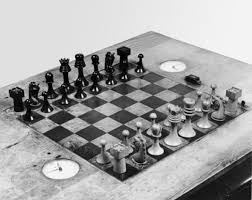 3-D <b>Printing</b> Brings Marcel Duchamp's Long-Lost <b>Chess Set</b> To Life