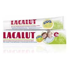 <b>Детская зубная паста</b> LACALUT kids <b>4-8</b>, 50 мл — купить в ...