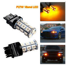 Orange Front External & Indicator Light Bulbs & LEDs for Side ...