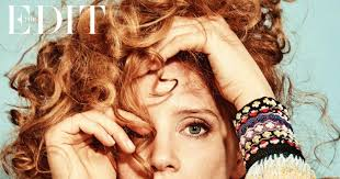 Jessica Chastain on Having Red Hair, Trying Plastic Surgery ...