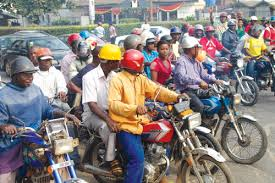 Image result for nigerians on okada