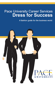Featured Guide  Dressing for Success Pace University