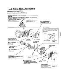 honda mower engine diagram honda wiring diagrams