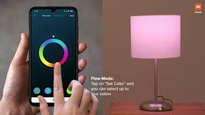 Розумна <b>лампа Mi LED</b> Smart Bulb - Налаштування вдома ...