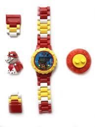 Детские <b>часы</b> с игрушкой <b>Щенячий патруль</b> - Маршал Hero <b>Watch</b> ...