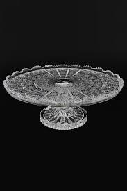 <b>Тарелка для торта</b>, 30 см SONNE <b>CRYSTAL</b> арт 16924 ...