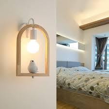 2019 <b>TRAZOS Nordic</b> Angel Bird <b>LED</b> Wall Lights For Bedroom ...