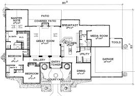 Media Room   Guest Room Options   D   st Floor Master    Floor Plan