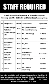 career jobs for ma ba b com mba chemical engineering in edible career jobs for ma ba b com mba chemical engineering in