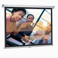 Specs <b>Projecta SlimScreen 125x125 Matte</b> White S projection ...