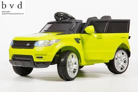 <b>Детский электромобиль Land</b> Rover М999МР – купить по цене 11 ...