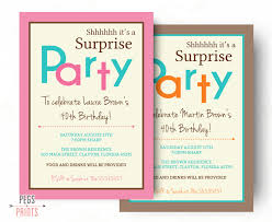 adult birthday invitation surprise birthday invitation printable surprise birthday party invitations surprise party invitation for women or men w birthday