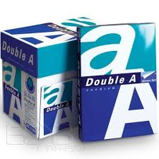 <b>Бумага</b> А4, <b>DOUBLE A</b>, (500л в пач.), 80г/м2 | <b>Бумага</b> и Магазины